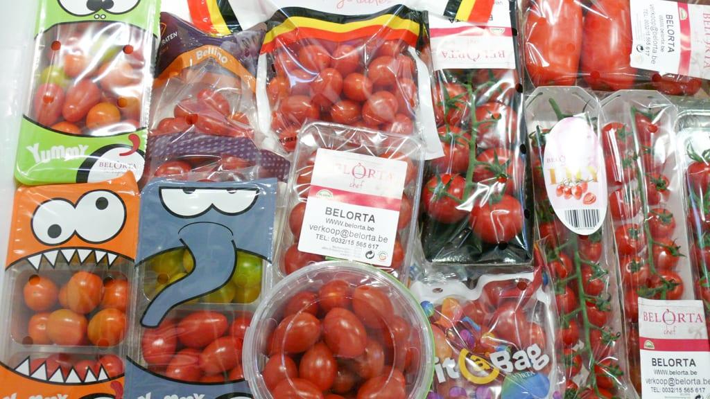 Warzywa i opakowania – Fruit Logistica 2017