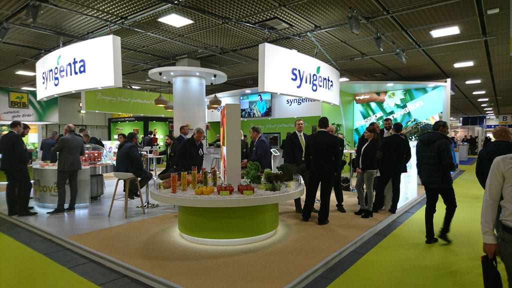 Syngenta Vegetables na targach Fruit Logistica 2017