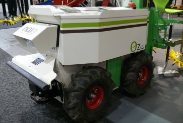 Robot pielący do małych gospodarstw