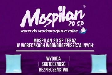 Mospilan 20 SP w woreczkach wodnorozpuszczalnych – wygoda, skuteczność, bezpieczeństwo