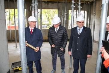 Rozbudowa Wydziału Ogrodnictwa i Architektury Krajobrazu UP w Poznaniu