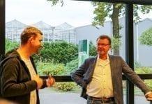 W Holandii o produkcji rozsady pora
