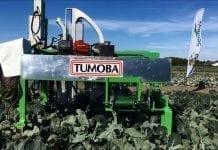 Robot do zbioru brokułów