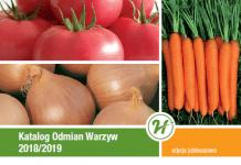Hazera – Katalog odmian warzyw 2018-2019