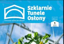 Szklarnie Tunele Osłony – STO 1/2019