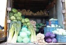 Hurtowe ceny warzyw po długiej majówce
