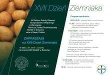 XVII Dzień Ziemniaka – zaproszenie