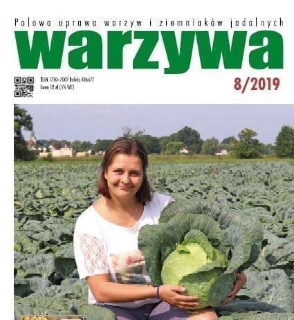 Warzywa 8/2019