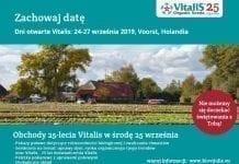 Dni otwarte Vitalis w Holandii.