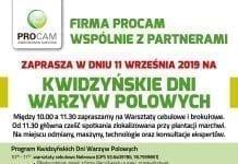 Kwidzyńskie Dni Warzyw Polowych