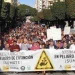 Skuteczny masowy protest hiszpańskich plantatorów warzyw