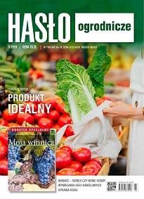 Hasło Ogrodnicze numer 5/2019