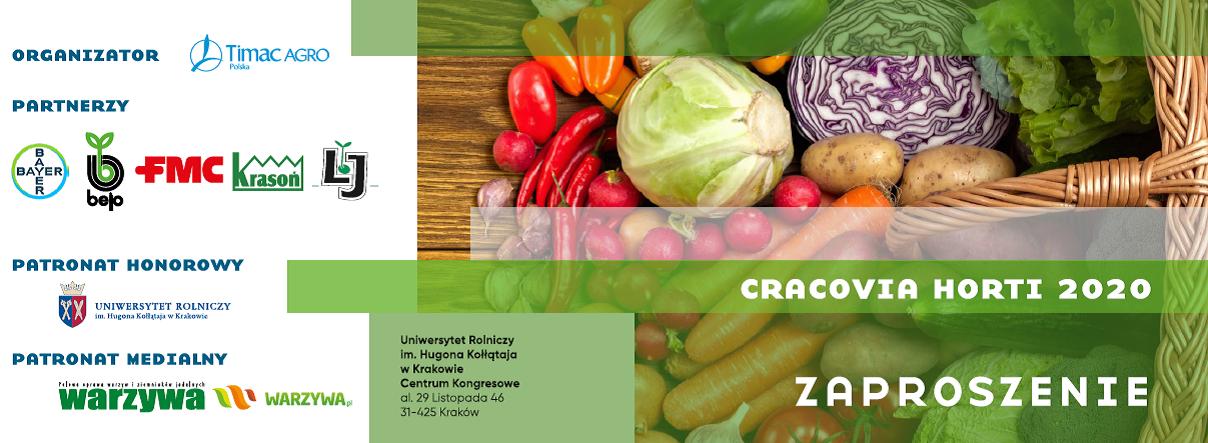 Cracovia Horti 2020