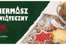 """Kiermasz Świąteczny """"Polska Smakuje"""""""